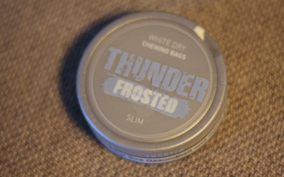Recensione Thunder Frosted Slim